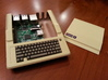 Apple IIe Platinum Raspberry Pi Enclosure SHELL 3d printed