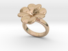 Lucky Ring 15 - Italian Size 15 3d printed