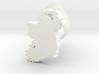 Derry Cufflink 3d printed
