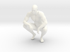 2016010-Strong man scale 1/10 3d printed