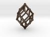 0517 Polar Zonohedron V&E [5] #002 3d printed