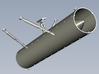 1/18 scale Werfer Granate BR21 rocket launcher x 2 3d printed
