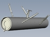 1/18 scale Werfer Granate BR21 rocket launcher x 4 3d printed