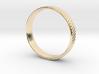 Ø0.768 inch Ø19.51 Corrugated Ring 3d printed