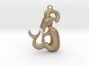 Capricorn Pendant 3d printed