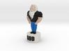 FB God Statue 3d printed