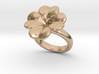 Lucky Ring 33 - Italian Size 33 3d printed
