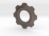 Gears of War Cog Tag v2 3d printed