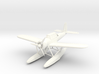 Arado 196 1/100th scale  one peice (canopy/fuselag 3d printed