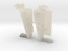 Thigh Filler--V6b--THIGHS ONLY 3d printed