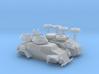 Sd.Kfz 221 (2 pack) HO 3d printed