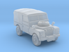 TT Gauge - Four By Four Landrover 3d printed