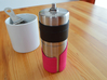 Portable Funnel For Porlex Coffee Mill Mini 3d printed Contained