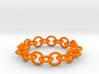 Chain Bracelet 3d printed