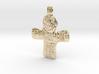 Crucifix Danish 10th century 3d printed