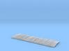 EV Caboose Roof SLSF 200-274/1200-1274 3d printed