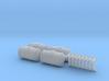 1/64 150 Gallon Kinze Fertilizer Tanks (2 Sets) 3d printed