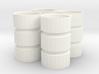 1/64 Triple Rims for Standi 18.4-42 3d printed