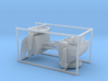 2 X  1/72 Elco - PT Turret C-IV (THUNDERBOLT)  3d printed