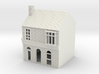 RHS-4 N Scale Rye High Street building 1:148 3d printed