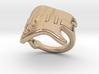 Electric Guitar Ring 17 - Italian Size 17 3d printed