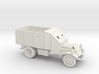 Lancia Armoured Truck, 1921 (20mm - 1/72) 3d printed