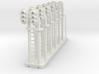 Block Signal 3 Light LH (Qty 12) - HO 87:1 Scale 3d printed