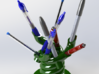 Willow Tree Pen Holder 3d printed