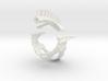 Komodo Hip Skeleton 1:5 Scale 3d printed