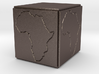 Paperweight Africa 3d printed