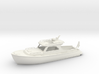 Yatch 01.HO Scale (1:87) 3d printed