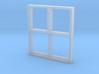 Square Window 1:55 3d printed