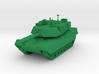 Abrams Tank Model 3d printed