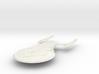"""Excalibur Class Battleship 8.6"""" 3d printed"""