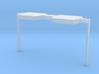 Semi-Functional Shades 3d printed