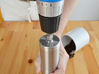 Coffee Grinder Bit For Drill Driver CDS-L 3d printed Using