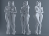 Sexy Girl-004 in 10cm Passed 3d printed