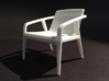 Pilot Lounge Chair 1-12 Scale 3d printed