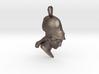 Steel Athena of Velletri pendant 3d printed