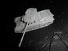 MG144-UK02A Centurion Mk 5 MBT (with skirts) 3d printed Replicator 2 prototype