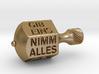 Nimm-Gib-Kreisel  3d printed Nimm-Gib-Kreisel
