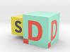 LogoSD 3d printed