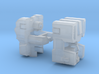 Drill Tank Head G1/IDW 3d printed