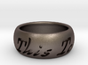 This Too Shall Pass ring size 9 3d printed