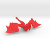 PENDRAGON THE RED DRAGON 3d printed