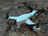 HUNTER KILLER Aerial Drone Main Canopy 3d printed