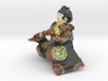The Japanese Hina Doll-3-mini 3d printed