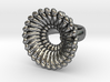Alchemy: `ATP Ring UK Size M 3d printed