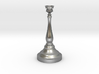 Tiny Birthday Candle Candlestick 3d printed