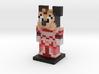 Queen Minnie 3d printed